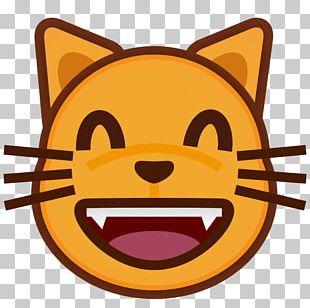 Cat Face With Tears Of Joy Emoji Zazzle Kitten PNG