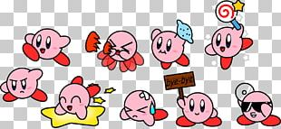 Kirby's Dream Land 2 Kirby's Adventure Kirby's Return To Dream Land Kirby's Dream Collection PNG