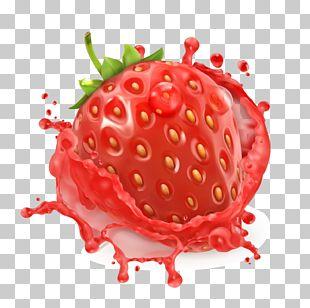 Orange Juice Strawberry Juice Frutti Di Bosco PNG