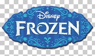 Logo Frozen Graphics Brand The Walt Disney Company PNG