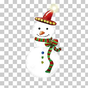 Facebook Christmas Snowman PNG