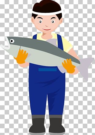 Illustration Chum Salmon Design PNG