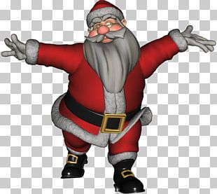 Ded Moroz Santa Claus Snegurochka Grandfather New Year PNG