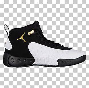 Jumpman Air Jordan Basketball Shoe Foot Locker PNG