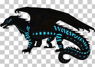 Wings Of Fire Dragonology The Dragon Template PNG