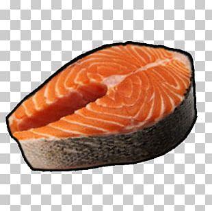 Fish Steak Salmon Raw Foodism Sashimi PNG