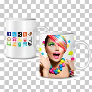 Mug Dye-sublimation Printer Printing Paper Coffee Cup PNG