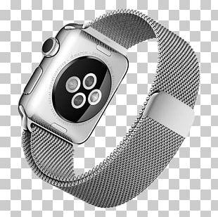 Apple Watch Series 1 Apple Watch Original Apple Watch Silver Milanese Loop Adult Band Smartwatch Apple Watch Series 2 PNG