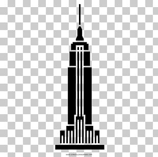 Empire State Building One World Trade Center Drawing Statue Of Liberty PNG