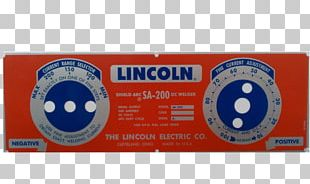 Lincoln Welding Name Plates & Tags Diagram Welder PNG