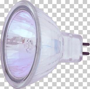 MR16 Lighting Multifaceted Reflector Incandescent Light Bulb PNG