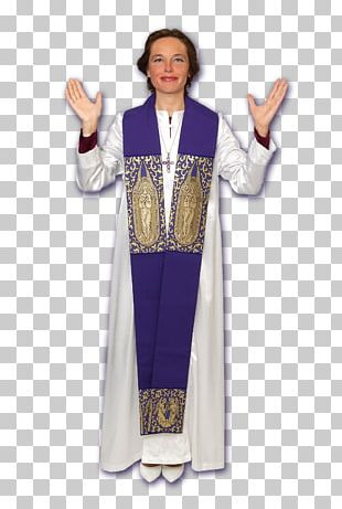Sacrament Priest Ritual Robe Religion PNG
