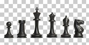 Chess Piece Staunton Chess Set Chessboard King PNG