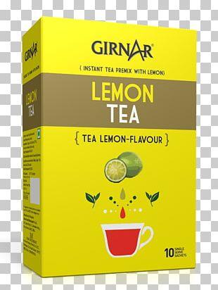 Iced Tea Girnar Masala Chai Lemonade PNG