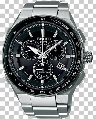Astron Seiko Solar Diving Watch PNG