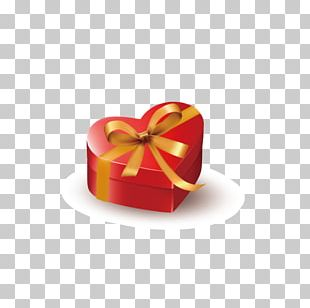 Gift Valentine's Day Illustration PNG