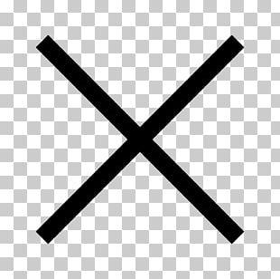 Multiplication Sign Symbol Equals Sign PNG