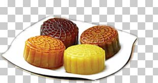 Mooncake Mid-Autumn Festival Food Traditional Chinese Holidays PNG