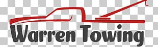 Tow Truck Warren Towing Service Vehicle PNG