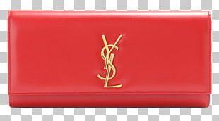 Wallet Handbag Coin Purse Yves Saint Laurent PNG