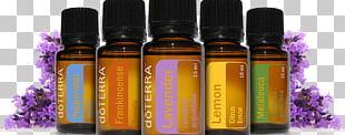 Essential Oil Young Living DoTerra Aromatherapy PNG