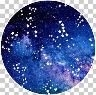Star Computer Icons Galaxy Circle Nebula PNG