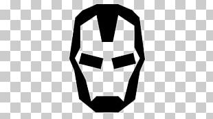 The Iron Man Logo Symbol PNG