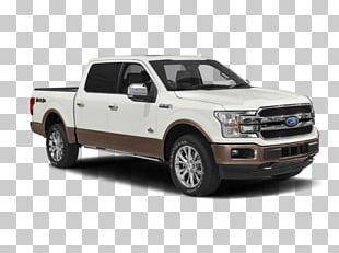2018 Ford F-150 King Ranch Car Latest Supercrew PNG