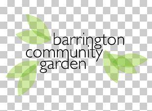 Logo Community Gardening PNG