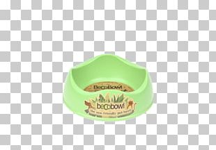 Dog Bowl Green Pet PNG