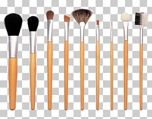 Makeup Brush Cosmetics Make-up Artist Foundation PNG