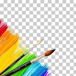 Paintbrush Color PNG