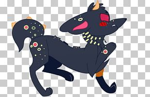 Cat Horse Cartoon Dog PNG
