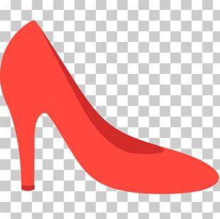 High-heeled Shoe Clothing Footwear Emoji PNG
