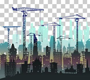 Architectural Engineering Building Heavy Equipment Shutterstock PNG
