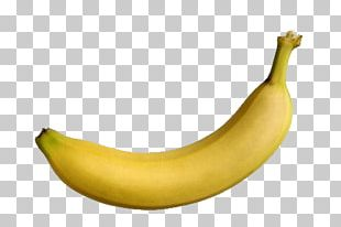 Isolated Banana PNG