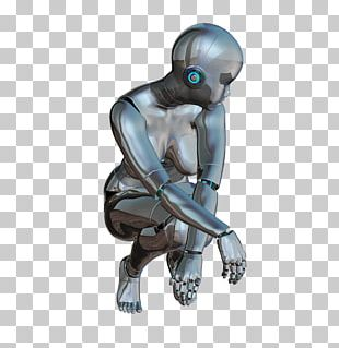 Artificial Intelligence Robot Cyborg Android PNG