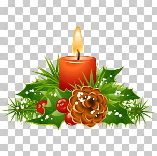 Christmas Ornament Candle Christmas Decoration PNG