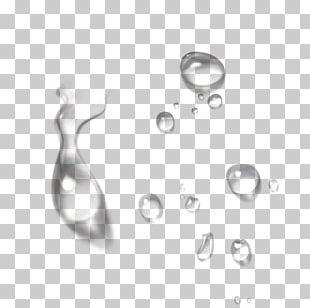 Drop Water Computer File PNG