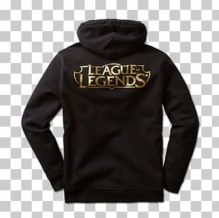 League Of Legends Hoodie Riot Games T-shirt Video Game PNG