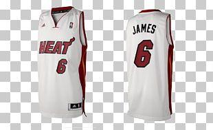 Miami Heat T-shirt NBA Basketball Jersey PNG
