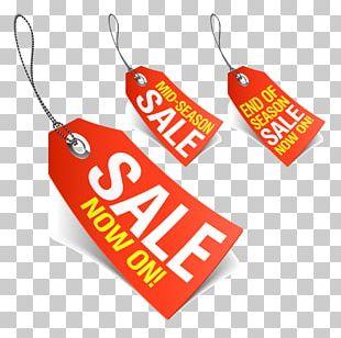 Sales Label PNG