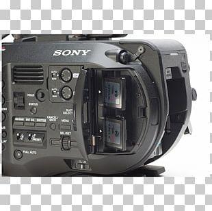 Sony XDCAM PXW-FS7 Video Cameras Super 35 PNG