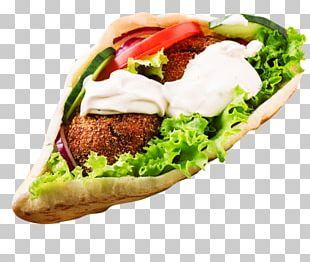 Falafel Pita Doner Kebab Pide Gyro PNG
