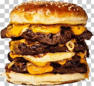 Hamburger Fast Food Breakfast Sandwich Cheeseburger Buffalo Burger PNG
