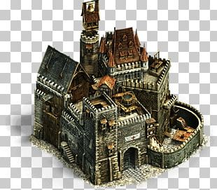 Anno 1404 Middle Ages Building Castle Isometric Graphics In Video Games And Pixel Art PNG