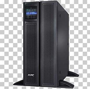 Computer Cases & Housings APC Smart-UPS X 3000 Computer Hardware Output Device PNG
