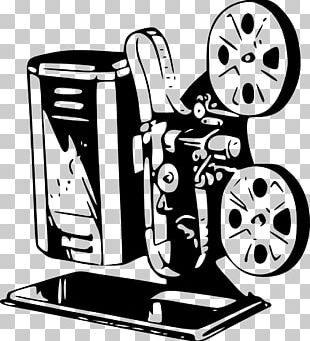Movie Projector Film PNG