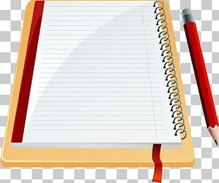 Paper School Supplies Pencil Stationery PNG