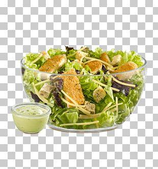 Caesar Salad Burger King Vegetarian Cuisine Romaine Lettuce PNG